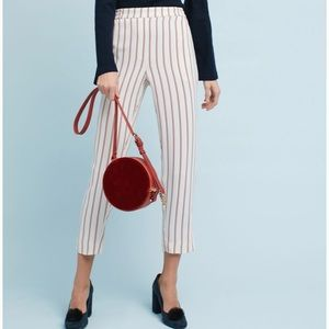 NWOT Anthropologie Essential Pull-On Trouser
